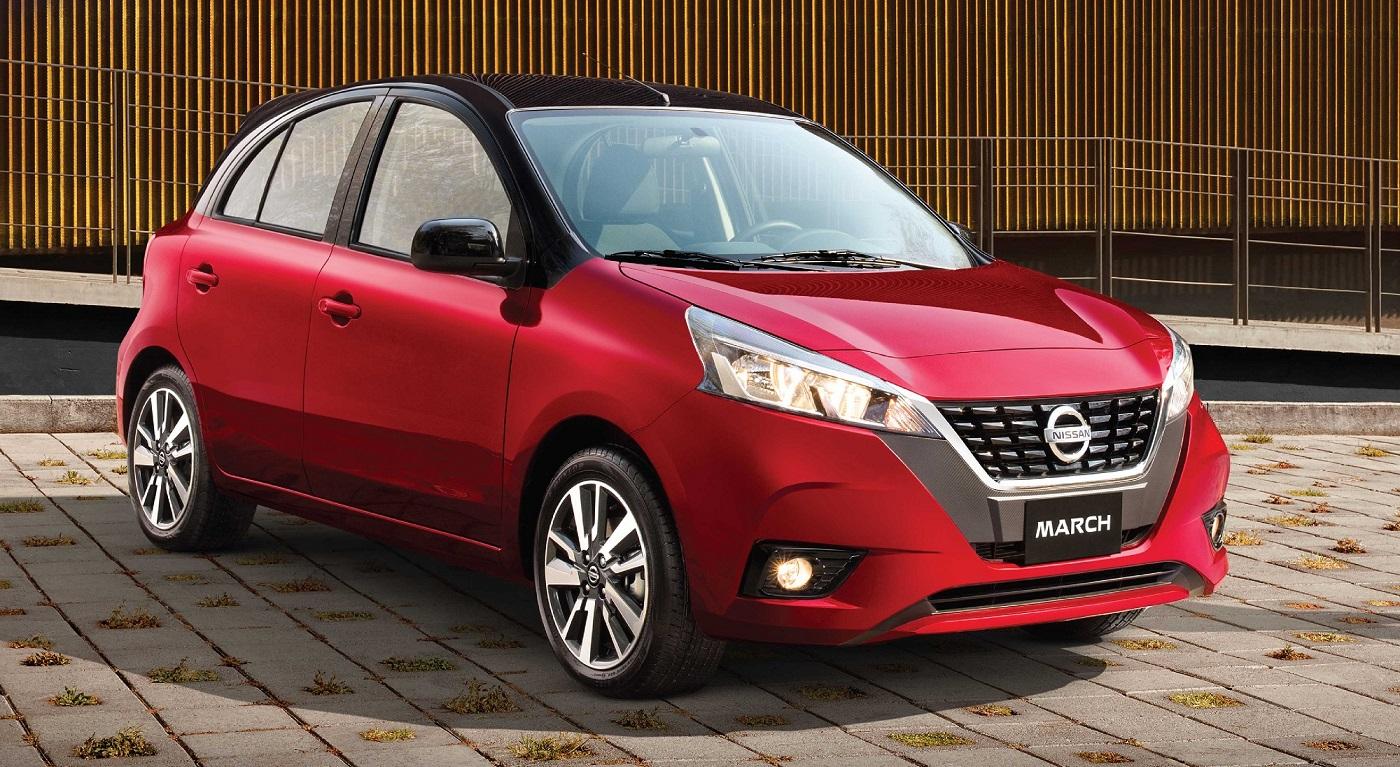 Nissan March 2021: precios y versiones en México - Autos y ...